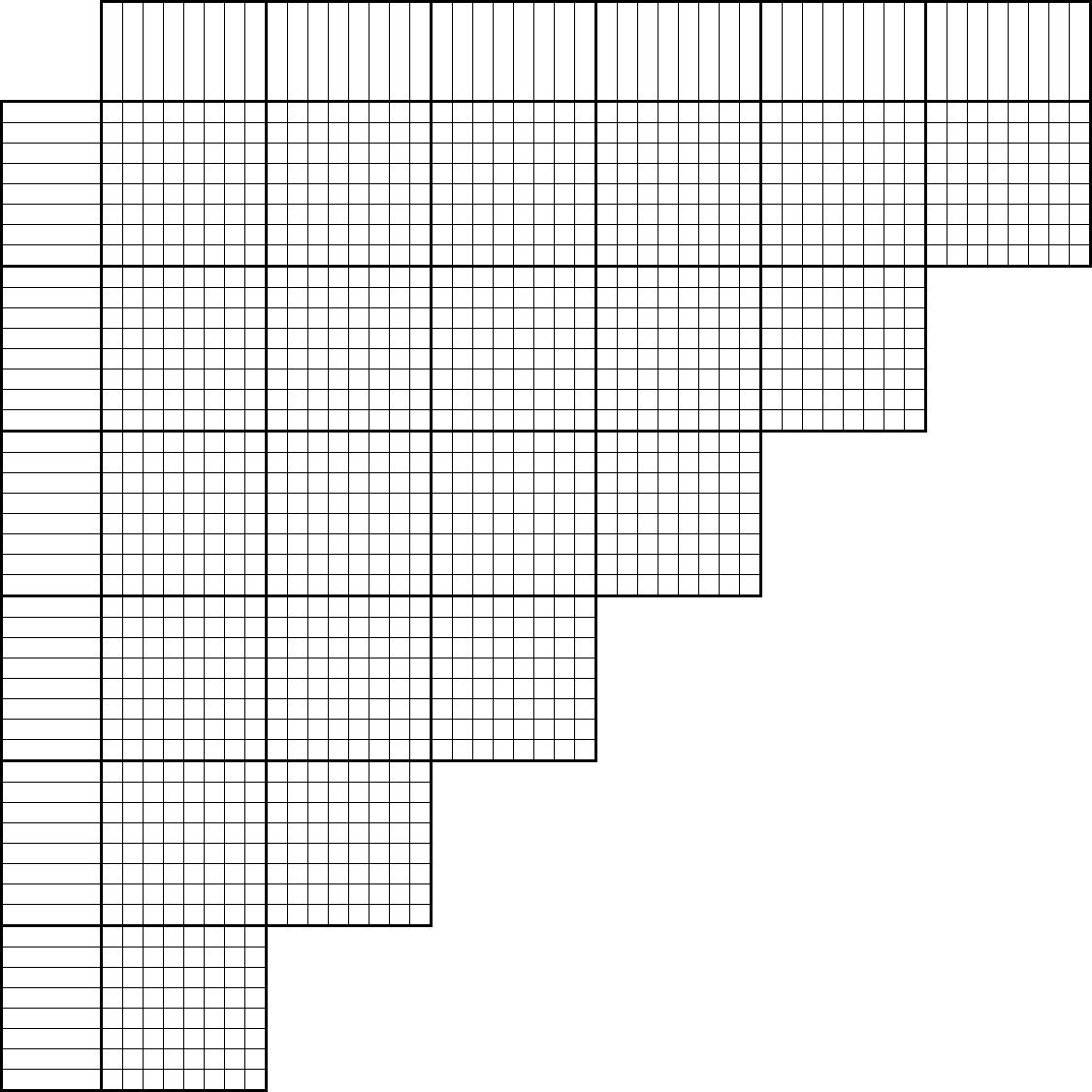 worksheet Printable Grids tlstyer com logic puzzle grids grids